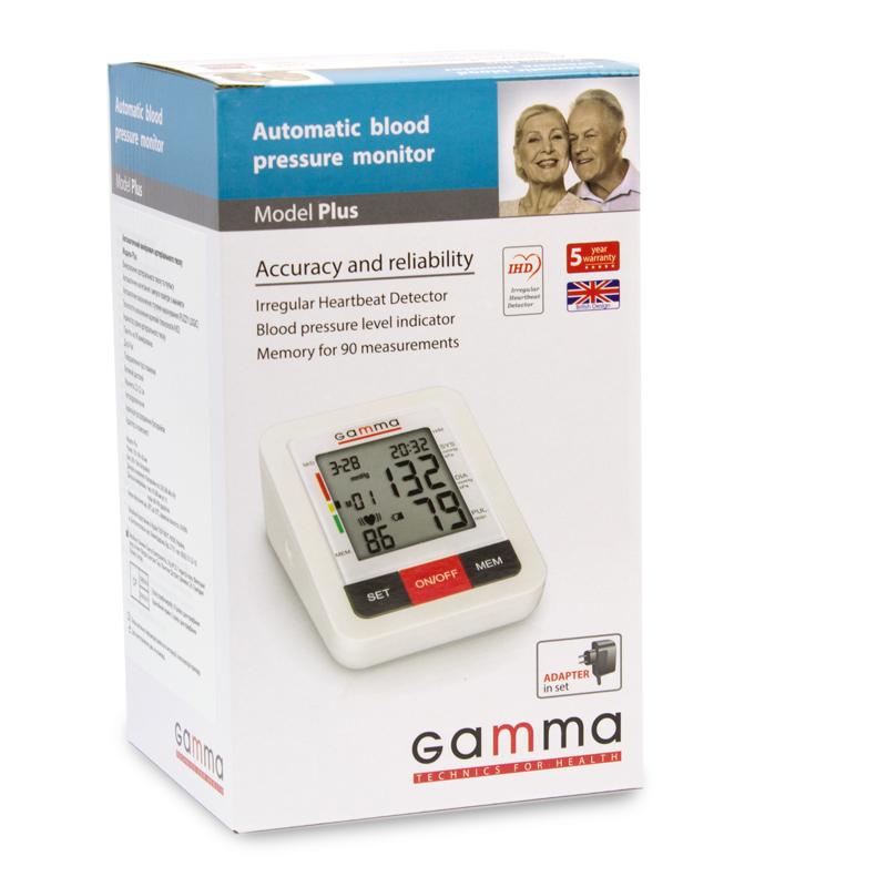 Прибор для измерения давления и пульса Гамма